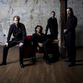 Quatuor Caliente