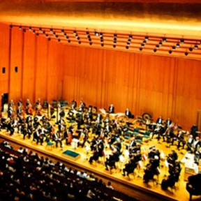 The Utah Symphony Orchestra