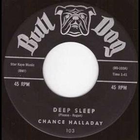 Chance Halladay