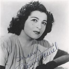Jennie Tourel