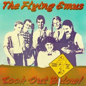 Flying Emus