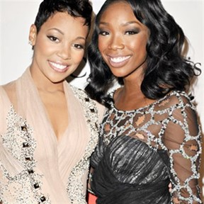 Monica & Brandy