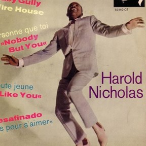 Harold Nicholas
