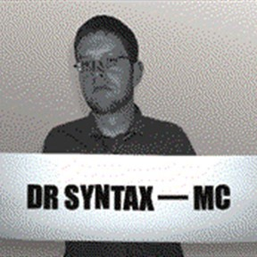 Dr. Syntax