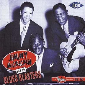 Jimmy Mccracklin & His Blues Blasters