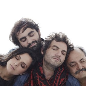 Louis, Matthieu, Joseph & Anna Chedid