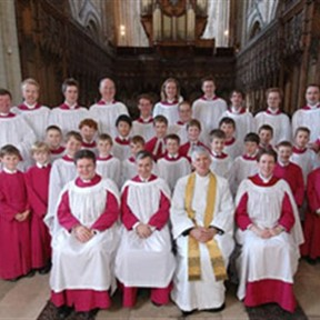 Norwich Cathedral Choir