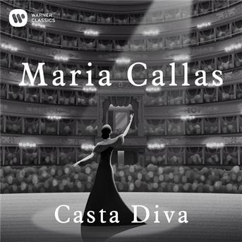 Maria callas casta diva la scala 1960 coute - Callas casta diva ...