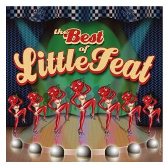 Lowell George The Best Of Little Feat W Interactive