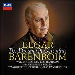 Staatskapelle Berlin / Daniel Barenboïm / Staatsopernchor Berlin / Rias Kammerchor / Catherine Wyn-Rogers / Andrew Staples / Thomas Hampson - Elgar: the dream of gerontius, op.38