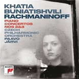 Khatia Buniatishvili - Rachmaninoff: piano concerto no. 2 in c minor, op. 18 & piano concerto no. 3 in d minor, op. 30