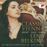Lena Belkina - Classic vienna: mozart - gluck - haydn