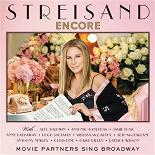 Barbra Streisand - Encore: movie partners sing broadway (deluxe)