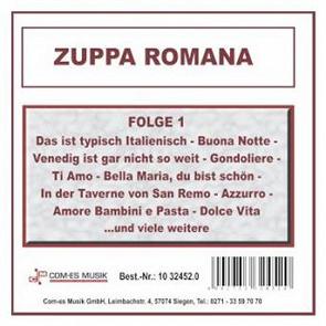 Compilation Zuppa Romana Folge 1