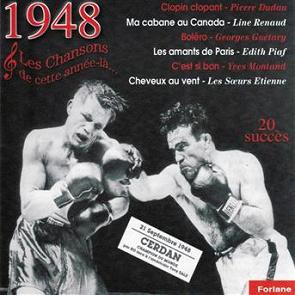 discount shop brand new release date: Compilation - 1948 : Les chansons de cette année-là (Marcel ...
