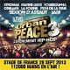 Youssoupha / Casseurs Flowters / Orelsan / La Fouine / Psy4 De La Rime / Iam / Sexion D'assaut / Stromae - Urban peace 3