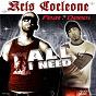 Album All I need de Kris Corleone