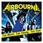 Album Too much, too young, too fast de Airbourne
