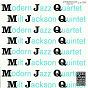 Album MJQ de Milt Jackson / The Modern Jazz Quartet