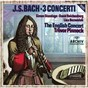 Album Bach, J.S.: concertos for solo instruments BWV 1044, 1055 & 1060 de The English Concert / Simon Standage / David Reichenberg / Trevor Pinnock / Lisa Beznosiuk...