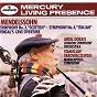 Album Mendelssohn: Symphony No.3 - ?Scottish? & Symphony No.4 - ?Italian?;  Fingal's Cave Overture de Stanislaw Skrowaczewski / Antál Doráti / The London Symphony Orchestra / Minneapolis Symphony Orchestra / Félix Mendelssohn