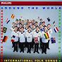 Album Around the World - International Folksongs de Peter Marschik / Wiener Sangerknaben / Johannes Brahms / Johann Friedrich Reichardt