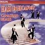 Album Brass on broadway de Canadian Brass / Luther Henderson / Star of Indiana Drummers / Edward Metz / George Gershwin...