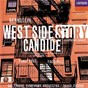 Album Bernstein: west side story symphonic dances; facsimile; fancy free; candide overture de David Zinman / Baltimore Symphony Orchestra