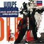 Album Wolpe: zeus und elida etc de Ebony Band / Werner Herbers / Capella Amsterdam