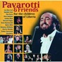 Album Pavarotti & friends for the children of liberia de Stevie Wonder / Eros Ramazzotti / Trisha Yearwood / The Corrs / Spice Girls...
