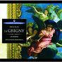 Album De grigny: la messe de Choeur des Moines de L Abbaye de la Pierre Qui Vire / Hugh Mackenzie / Jean-Jacques Grunenwald / Pere Fulbert
