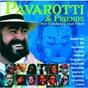 Album Pavarotti & friends for cambodia and tibet de Tracy Chapman / Skunk Anansie / Aqua / José Molina / Caetano Veloso...