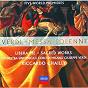 Album Verdi: messa solenne; libera me; sacred works (five world premieres) de Romano Gandolfi / Coro Sinfonico Di Milano Giuseppe Verdi / Kenneth Tarver / Cristina Gallardo-Domâs / Michele Petrusi...