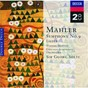 Album Mahler: symphony no.9; lieder eines fahrenden gesellen etc. (2 CDS) de Yvonne Minton / Sir Georg Solti / The Chicago Symphony Orchestra & Chorus / Gustav Mahler