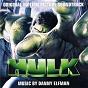 Album Hulk (original motion picture soundtrack) de Danny Elfman