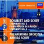 Album Schubert: symphonies nos.2 & 5 etc de András Schiff / The Philharmonia Orchestra / Franz Schubert