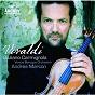 Album Vivaldi: violin concertos, r. 331, 217, 190, 325 & 303; 320 de Andréa Marcon / Giuliano Carmignola / Venice Baroque Orchestra