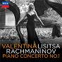 Album Rachmaninov: piano concerto no.1 de Valentina Lisitsa / The London Symphony Orchestra / Michael Francis