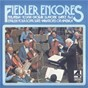 Album Fiedler Encores de Boston Pops Orchestra / Arthur Fiedler / Jean Sibelius / Edward Grieg / Antonín Dvorák...