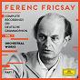 Album Complete recordings on deutsche grammophon - vol.1 - orchestral works de Ferenc Fricsay / Claude Debussy / Paul Dukas / Maurice Ravel