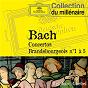 Album Bach - Concertos brandebourgeois n° 1 à 5 de Koln Musica Antiqua / Reinhardt Goebel / Jean-Sébastien Bach