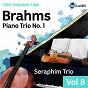 Album Brahms: piano trio no. 1 (trio through time, vol. 8) de Johannes Brahms / Seraphim Trio