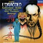 Album Leoni: l'oracolo (the cat and the cherub) de Richard Bonynge / The National Philharmonic Orchestra