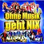 Compilation Ohne musik geht nix avec Florian Silbereisen / Crossover Sepp / Die Zillertaler / Didi Diesel / Alpen Yuppies...