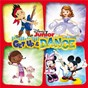 Compilation Disney junior get up and dance avec Uncle Bun / Darren Stone / Adam Hedley Smith / Cast / Sofia...