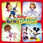 Compilation Disney junior get up and dance avec Minnie / Darren Stone / Adam Hedley Smith / Cast / Sofia...