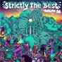 Compilation Strictly the best vol. 58 avec Raging Fyah / Alborosie / Chronixx / Kenyatta Hill / Nesbeth...