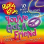 Album Pop 4 kids: you've got a friend de The Countdown Kids