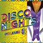 Compilation Disco nights, vol. 6 avec Lime / D Train / Toney Lee / Sharon Redd / Man Parrish...