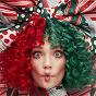 Album Santa's coming for us de Sia